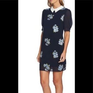 CeCe by Cynthia Steffe floral sheath dress 14